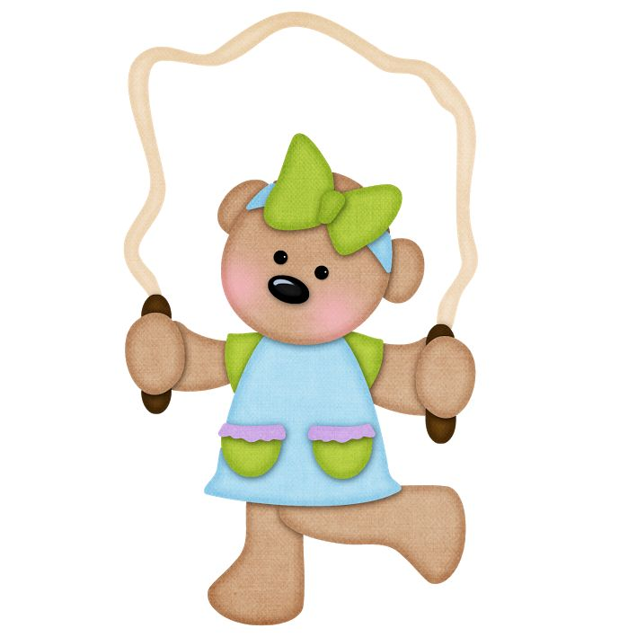 Images Of Cartoon Bears Clipart