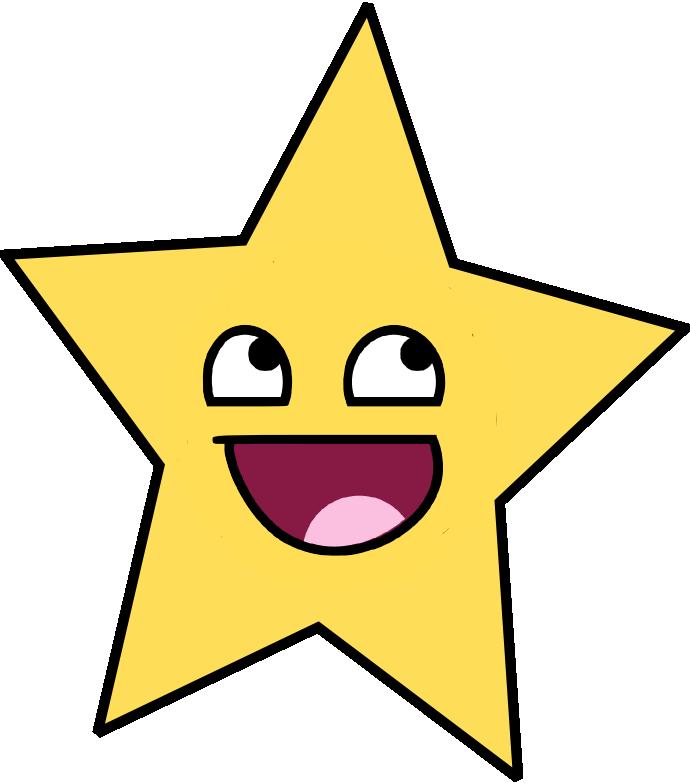 690x783 Glow Clipart Cartoon Star
