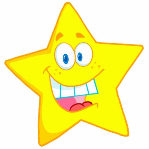 512x512 Cartoon Stars Clipart
