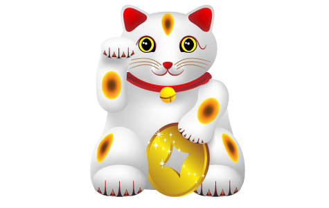 475x300 Lucky Cat By Get Free Divination Games Just For Fun