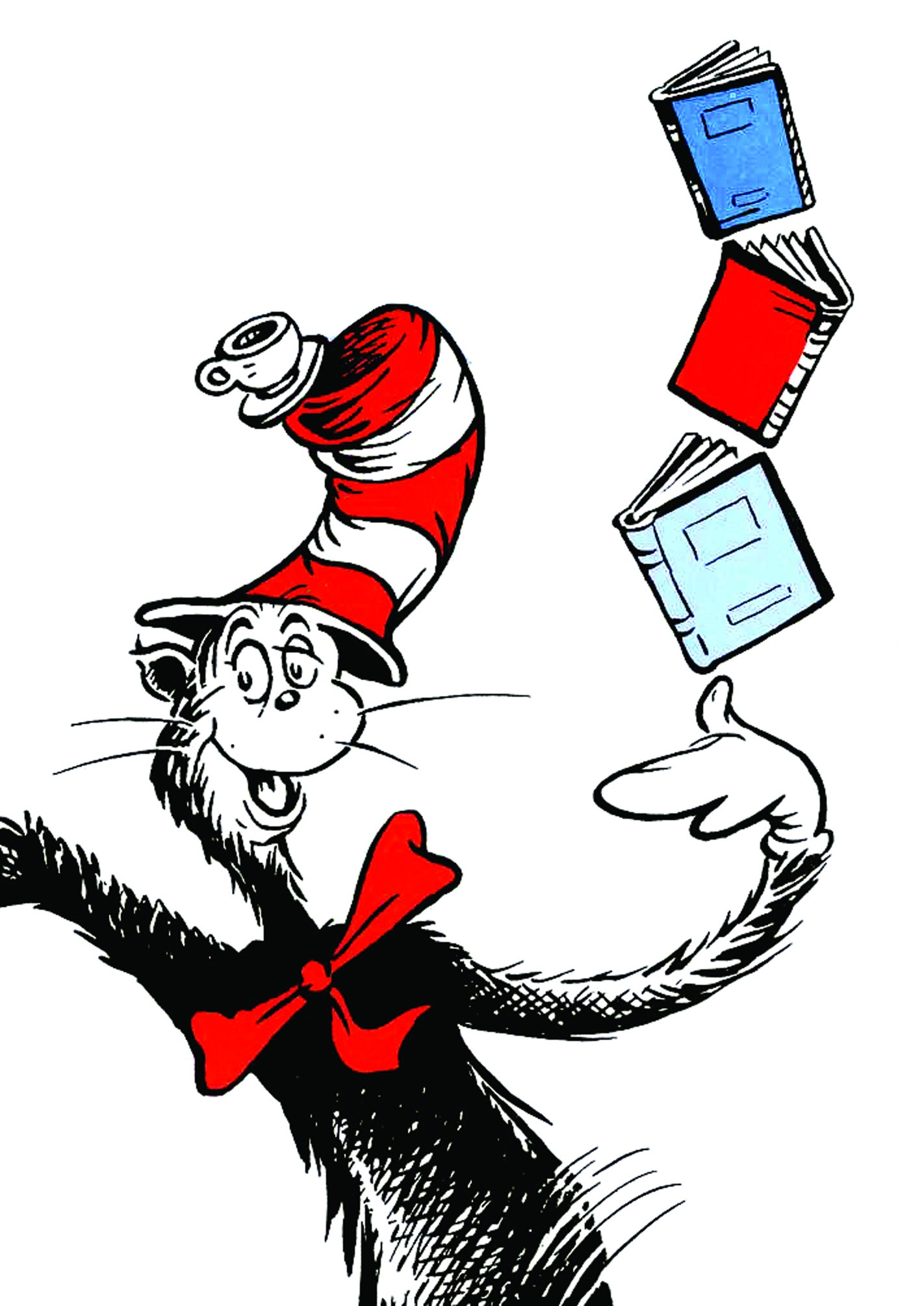 1422x2010 Dr. Seuss#39 Cat in the Hat ArtsSmart Events TRAHC Texarkana