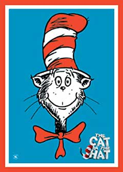 240x336 Forever in First Cat in the Hat Steps 1, 2, 3 Book Activities