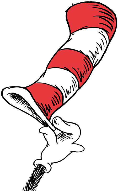 494x800 cat in the hat.png Eagle Valley Library District