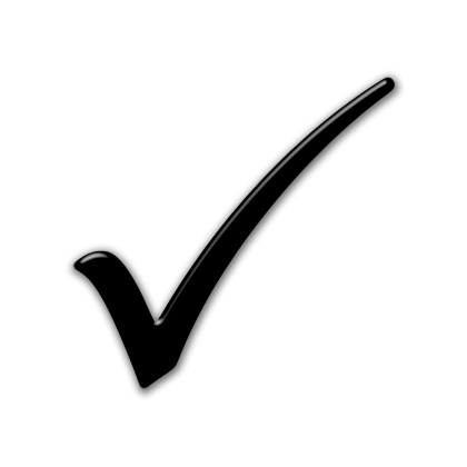 Check Mark Symbol For Pdf