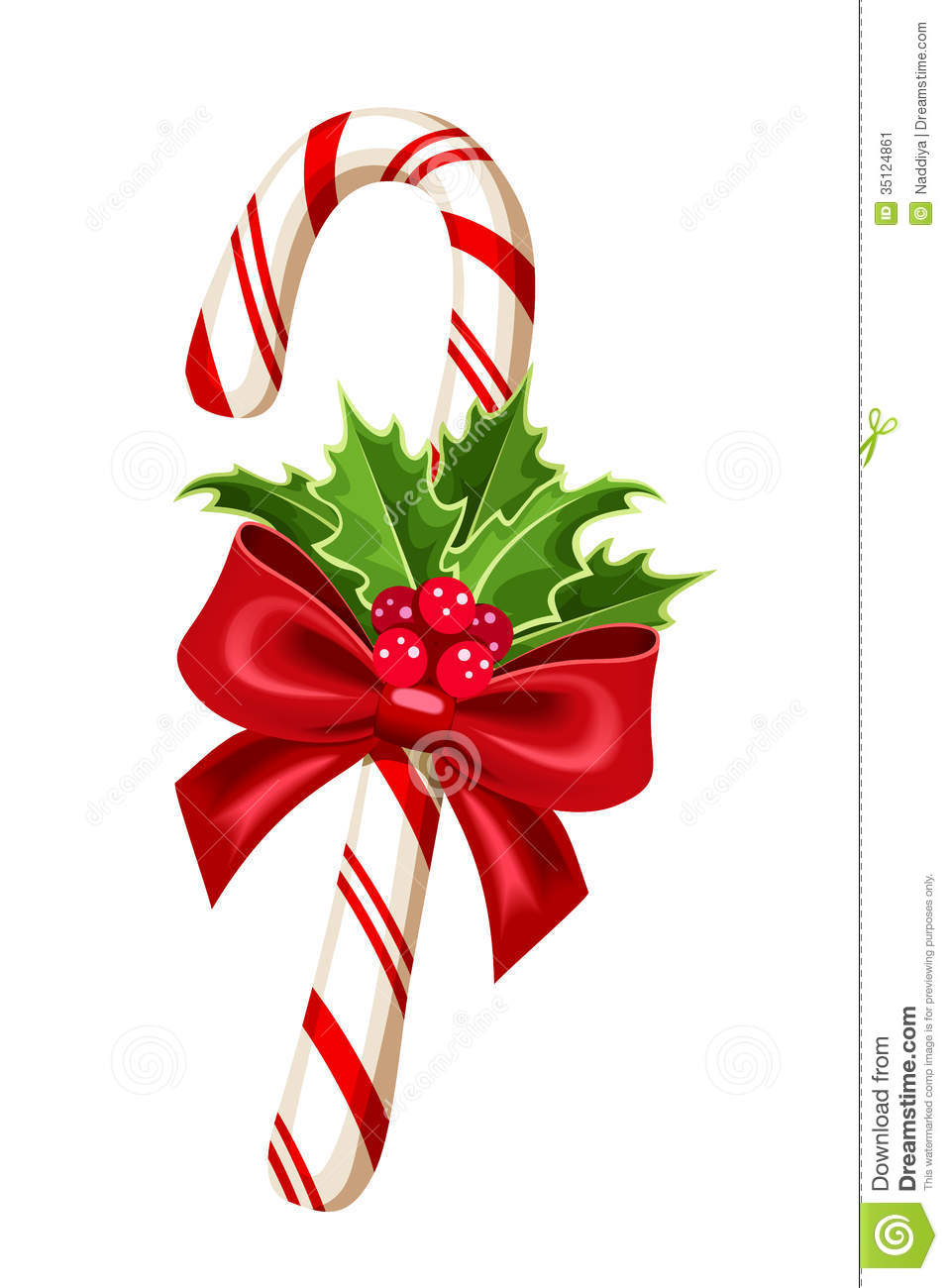 957x1300 Candy Cane Clipart Christmas Holly