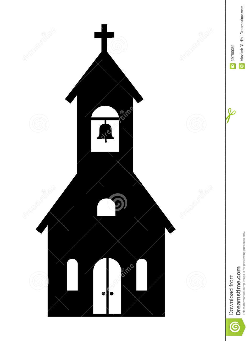 951x1300 Church Clipart Vector