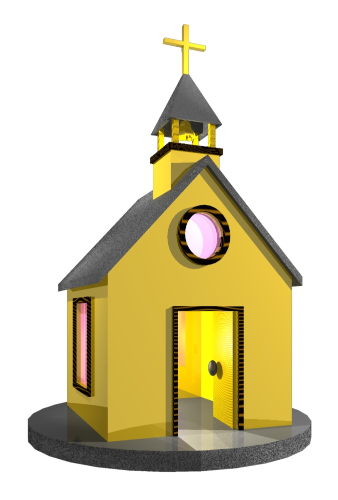 675x1000 Clipart Christian Clipart Images Of Church 3 Clipartix 6