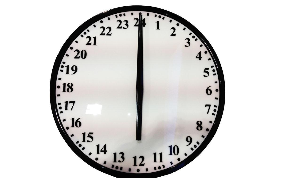 1200x758 24 Hour Clock Clipart