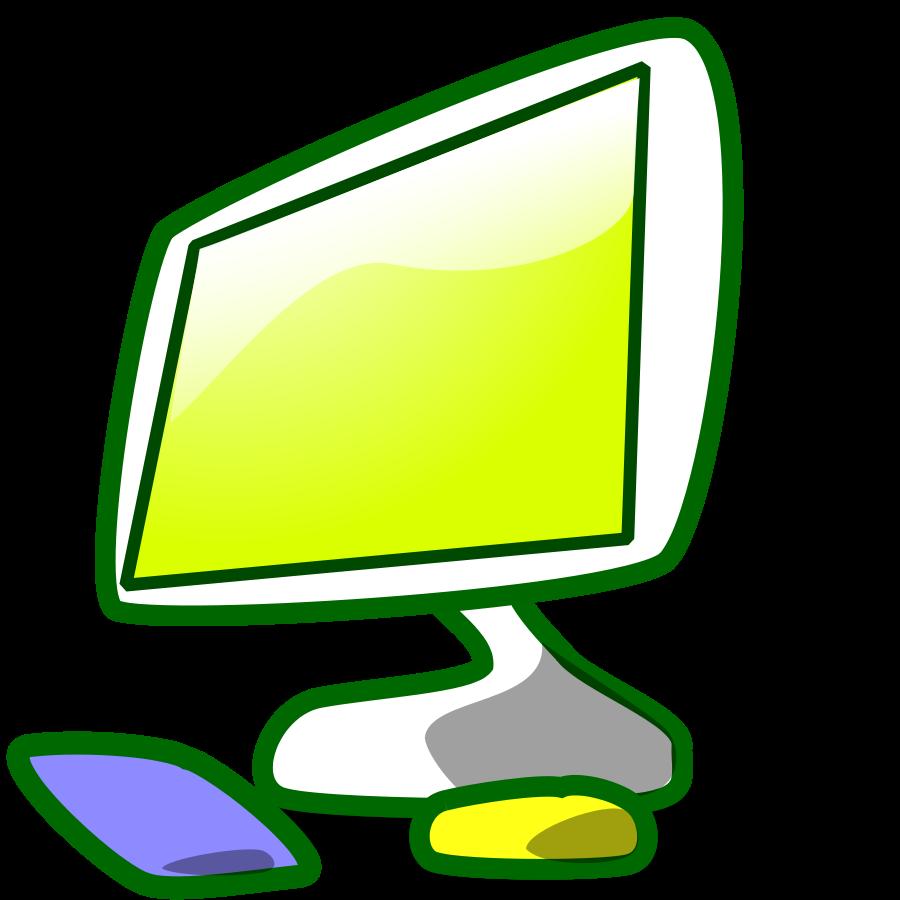 900x900 Computer Laptop Clip Art Freeputer Free 9 Image 1