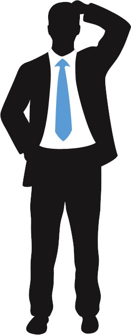 264x671 Business People Silhouettes Included Shapes Shapechef