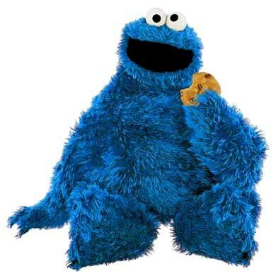 390x390 29 Best Cookie Monster Images Blue, Boxes And Carnivals
