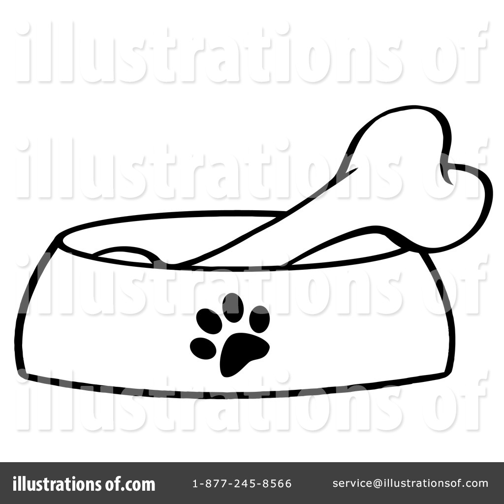 1024x1024 Dog Bone Clipart