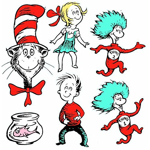 500x500 Dr Seuss Characters