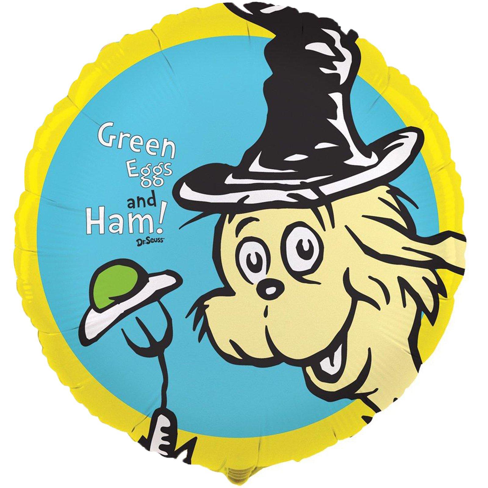 1600x1600 Dr. Seuss Sticker Sheets