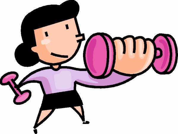 600x451 Exercise Clip Art Free Clipart Images 4
