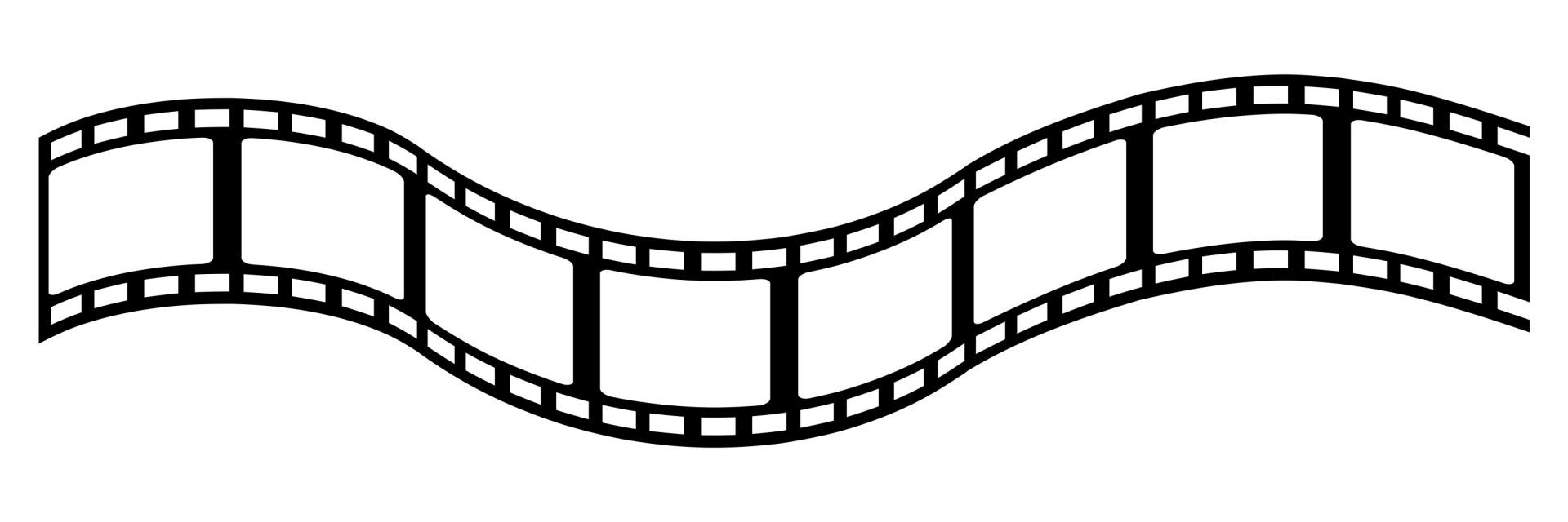 1920x640 Film Strip Clipart