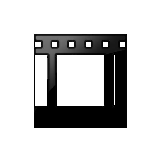 512x512 Movie Strip (Strips) Icon