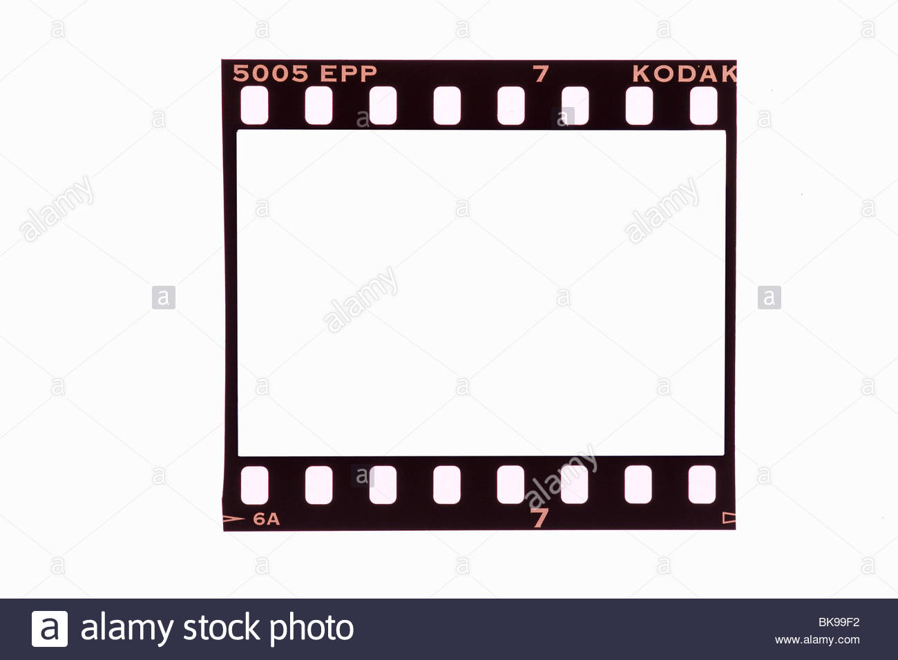 1300x956 35mm Film Strip Frame Cut Out Stock Photo, Royalty Free Image