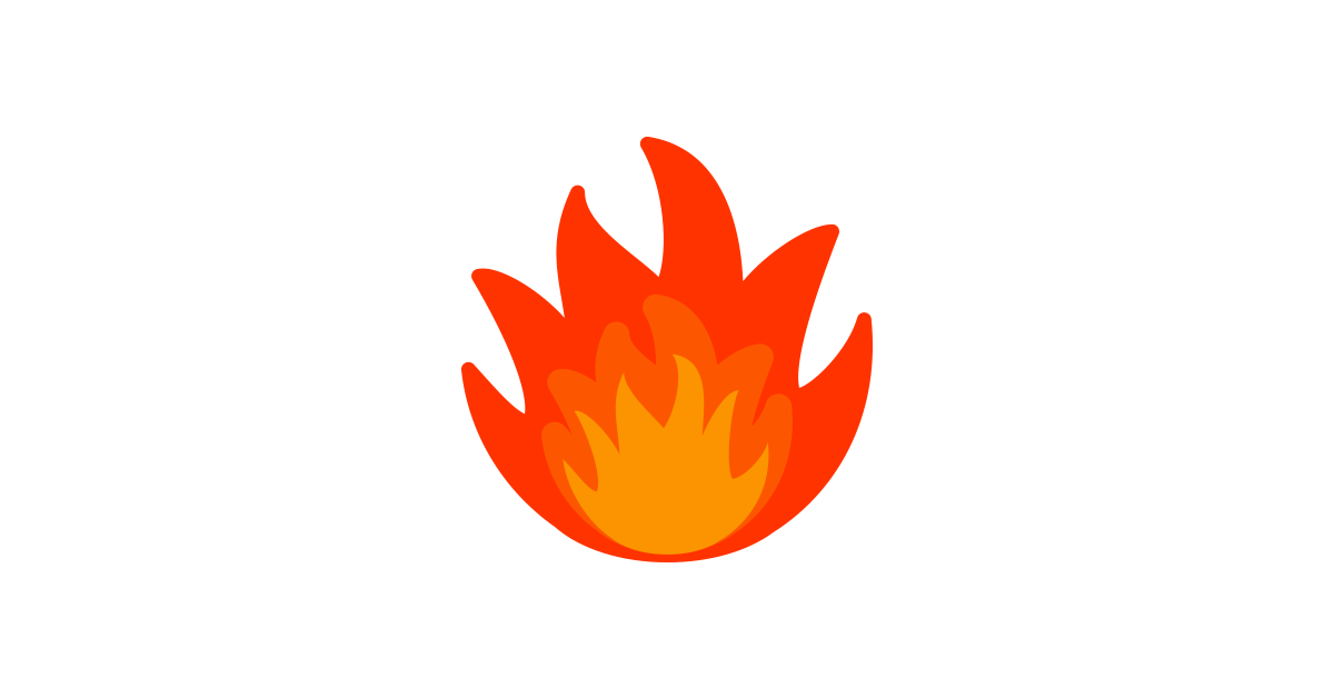 1200x628 Flames Clipart Realistic Fire Flames