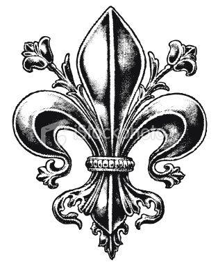 314x380 Best Fleur De Lis Ideas Fleur De Lis Tattoo