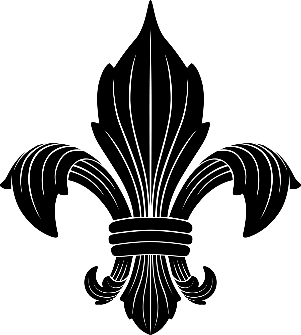 1200x1336 Incredible Designs For A Fleur De Lis Tattoo And Its True Meaning
