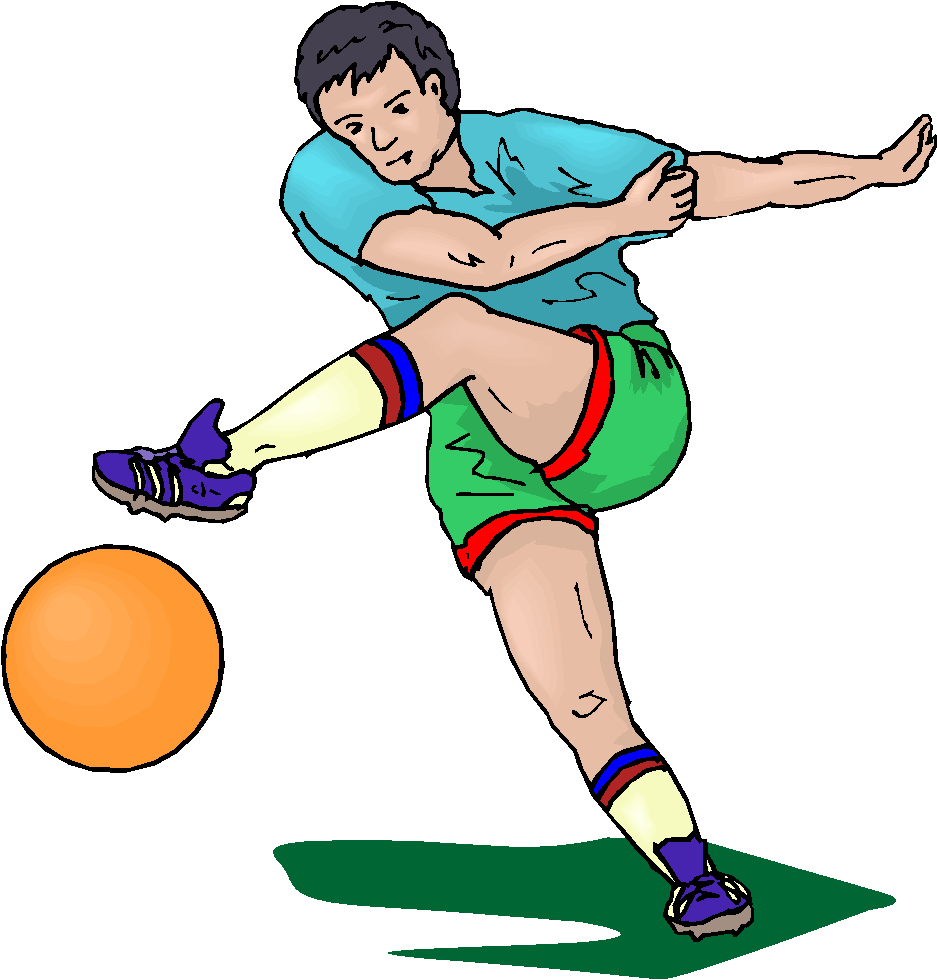 937x980 Image Of English Football Player Clipart