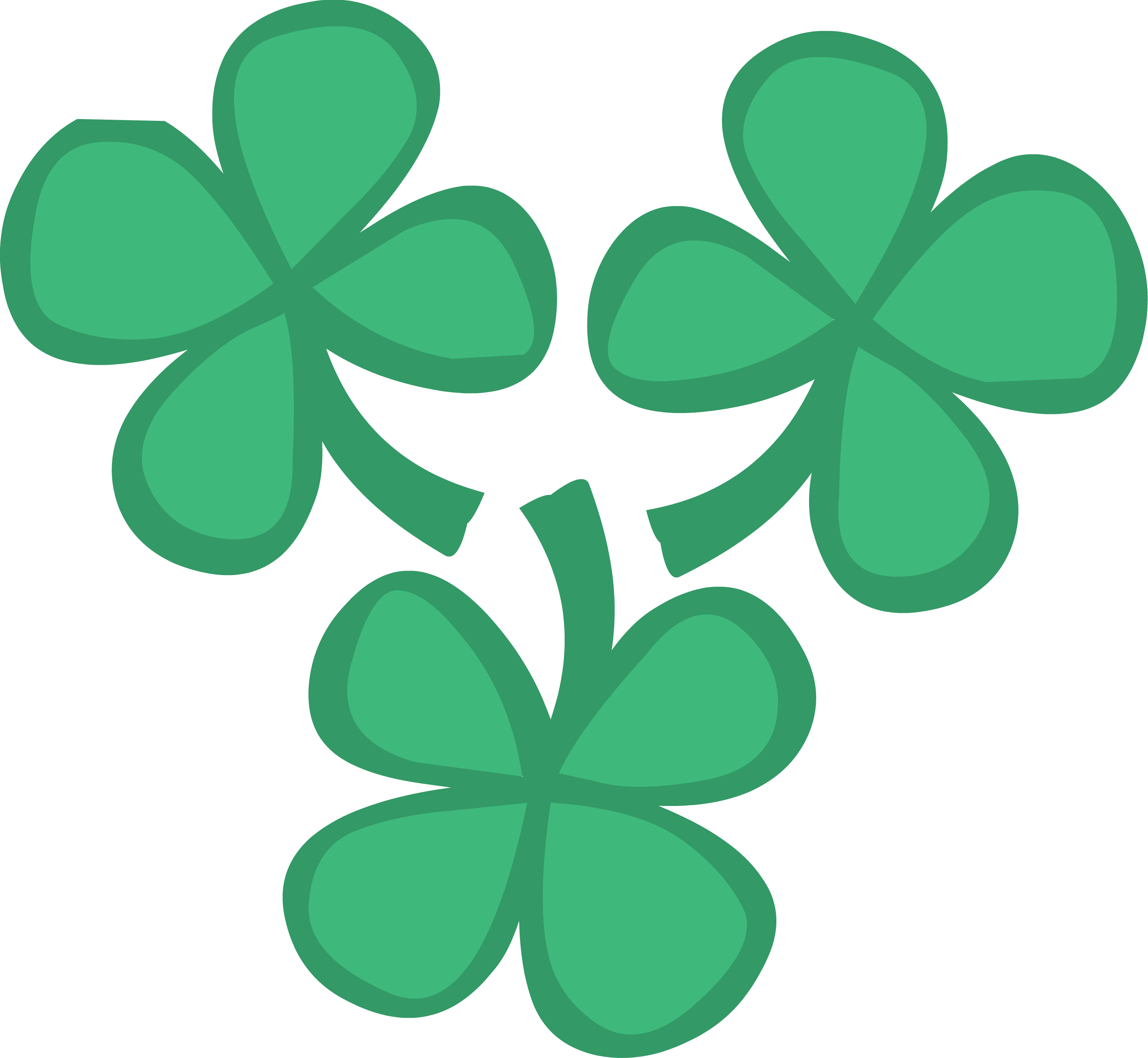 Images Of Four Leaf Clover   Free download on ClipArtMag