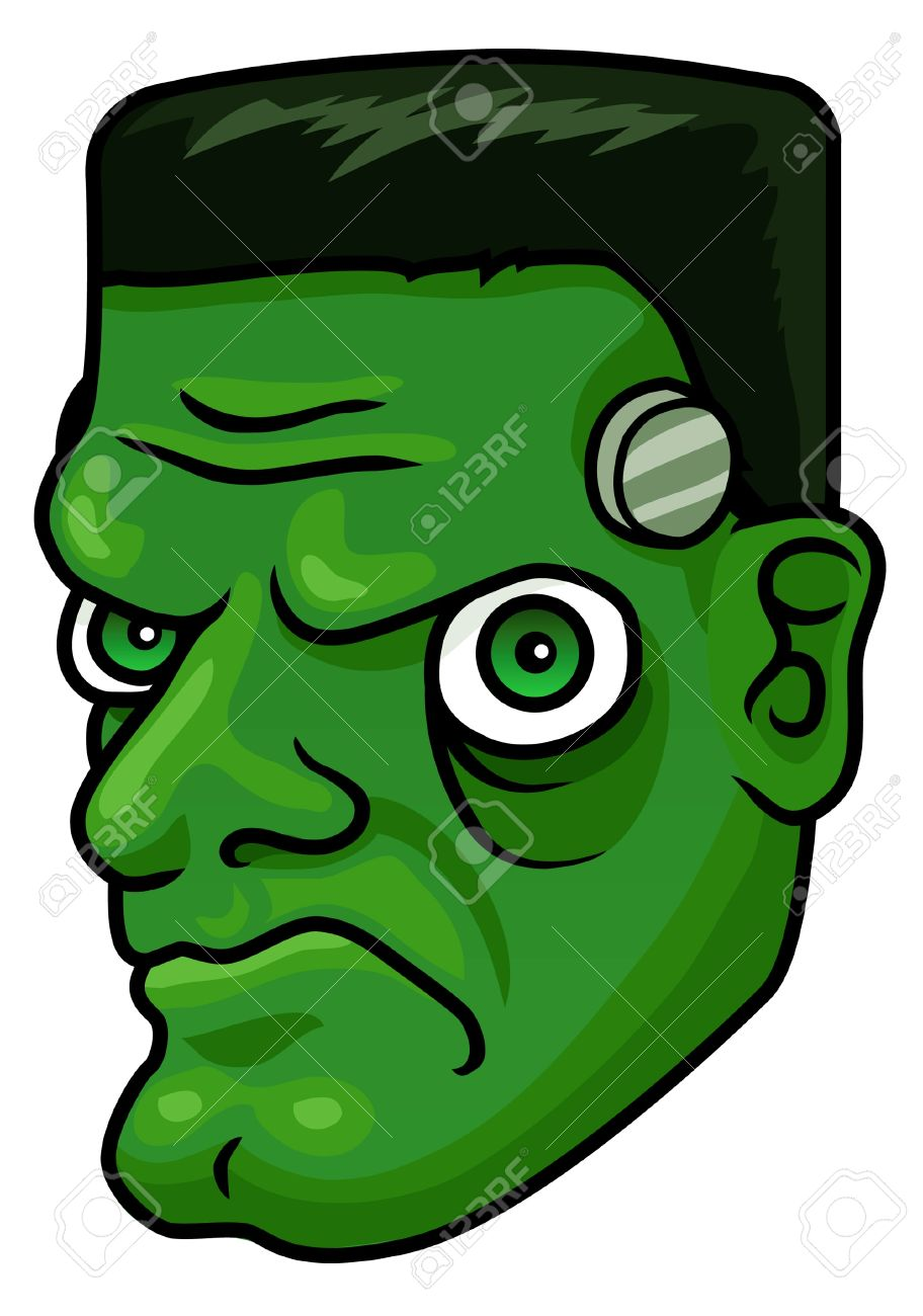 912x1300 Frankenstein Clipart Halloween Monster