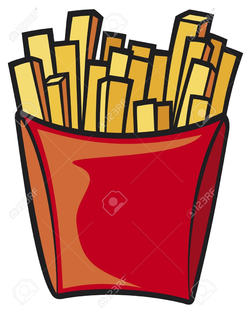 1039x1300 Chips Clipart French Fry
