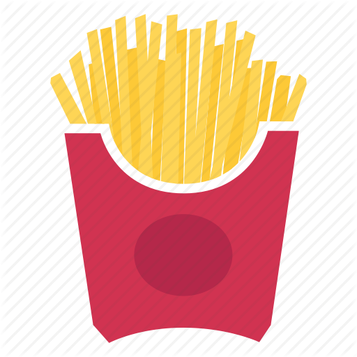512x512 Finger Chips, French Fries, Fried, Fries, Junk Food, Kfc, Mcdonald