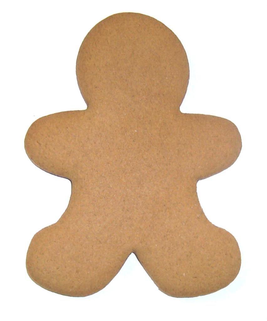 852x1024 Creation Food Company Gingerbread Men Plain