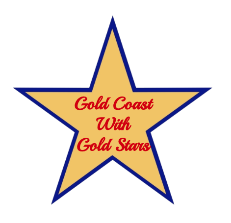 471x455 Gold Coast With Gold Stars 2017 Middle East Conflicts Wall Memorial