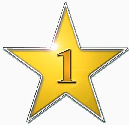 430x415 Gold Stars Clip Art Download