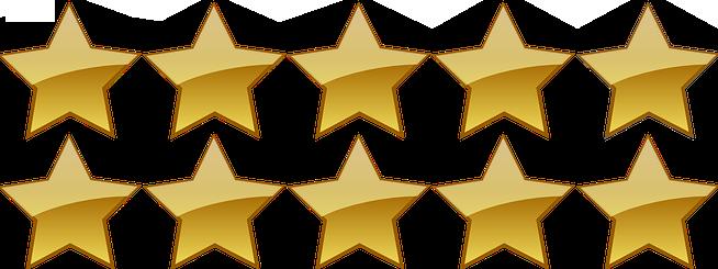 654x245 Gold Stars