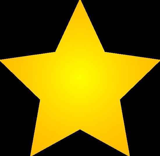 550x534 Gold Stars Clipart Clipartfest