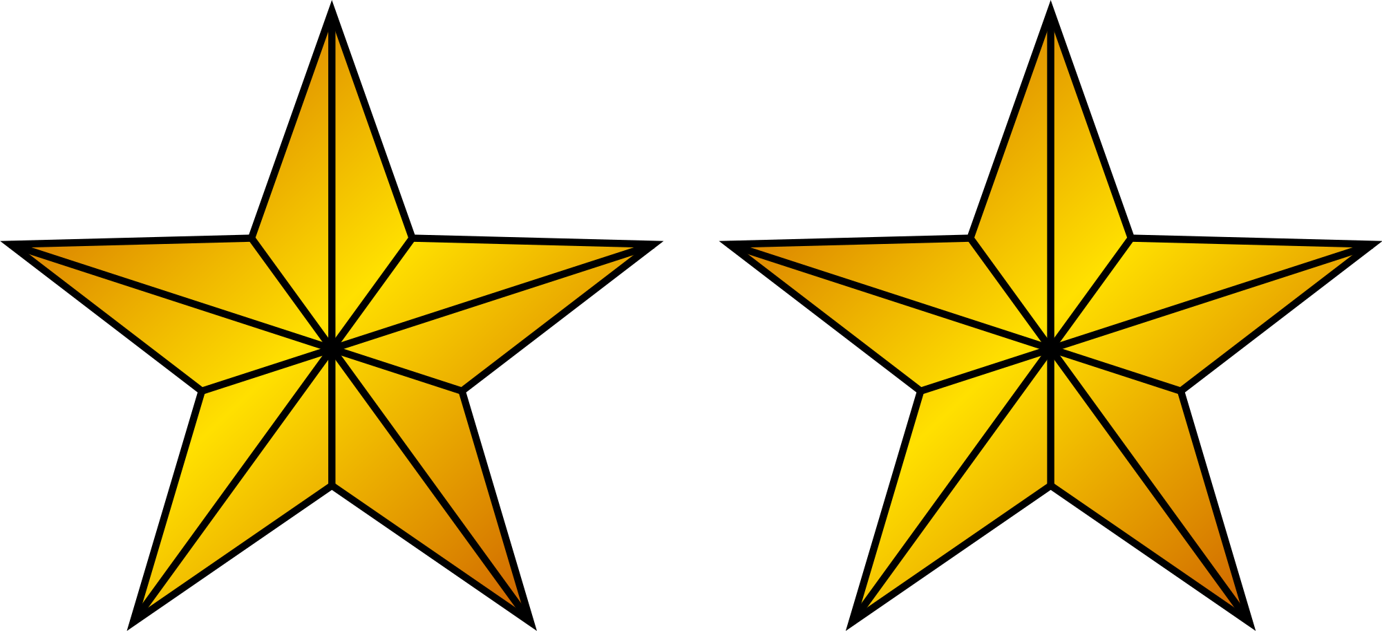 2000x913 File2 Gold Stars.svg