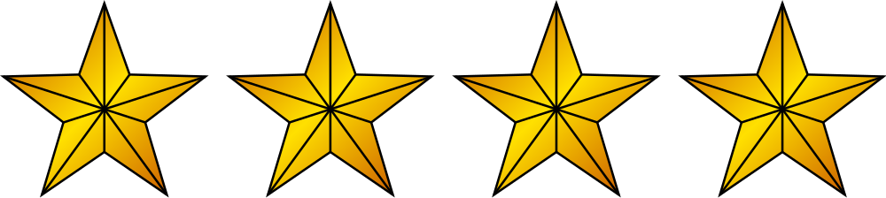 1000x224 File4 Gold Stars.svg
