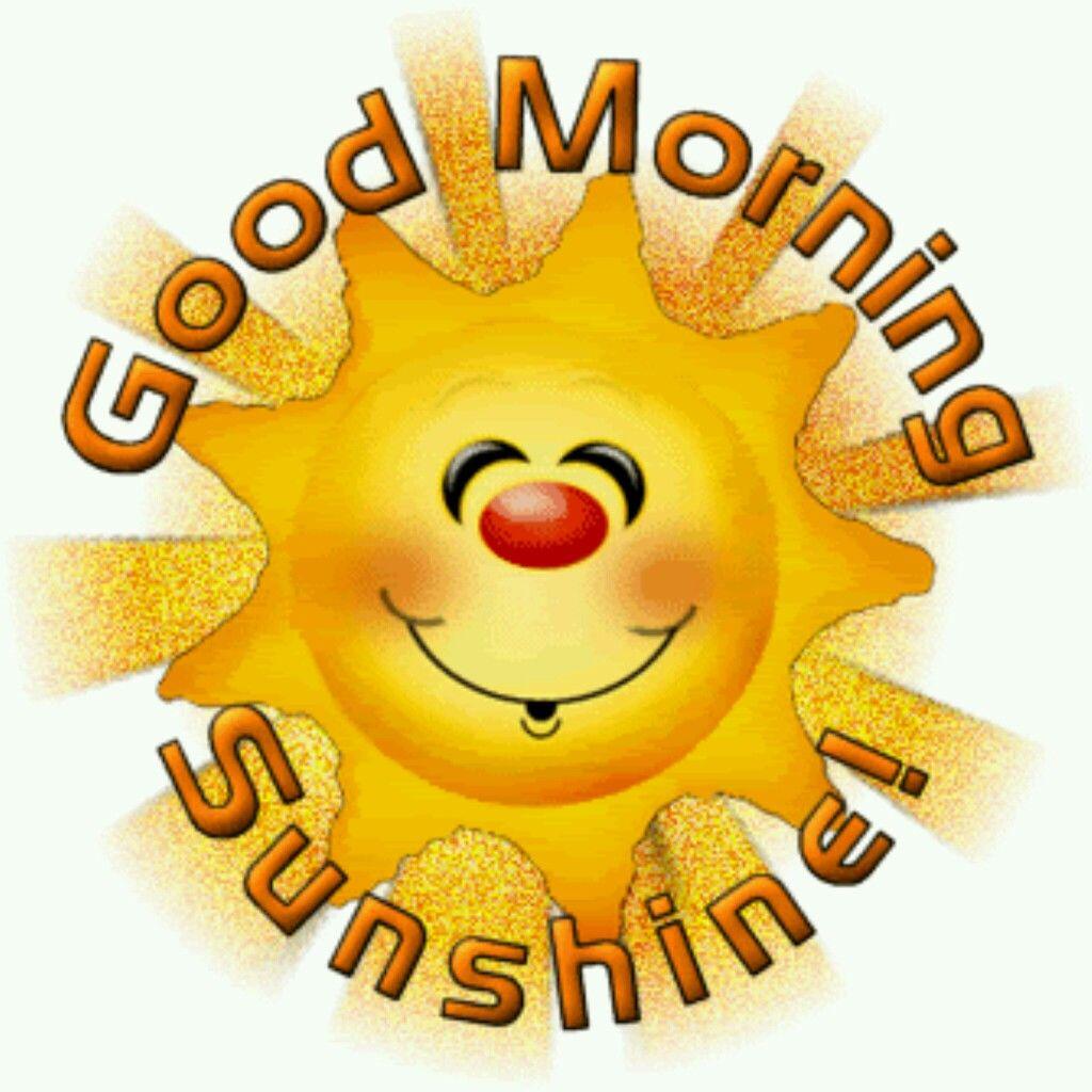 1024x1024 Good Morning Sunshine Motivation Sunshine