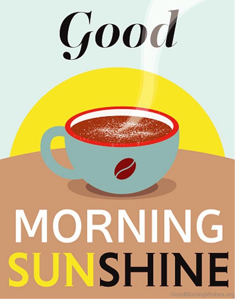 768x974 18 Good Morning Sunshine Wishes