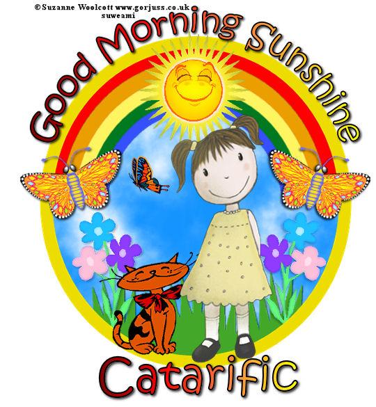 540x585 Good Morning Sunshine Image