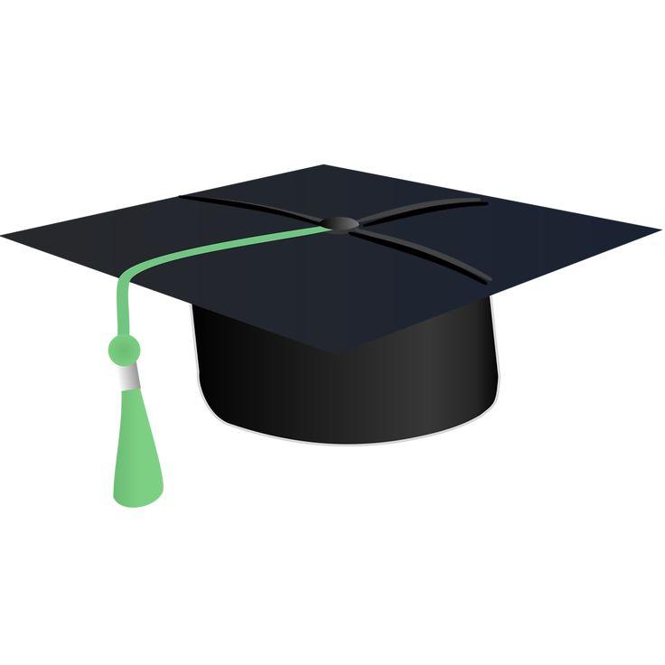736x736 Free Stock Photo Illustration Of A Graduation Cap Transparent