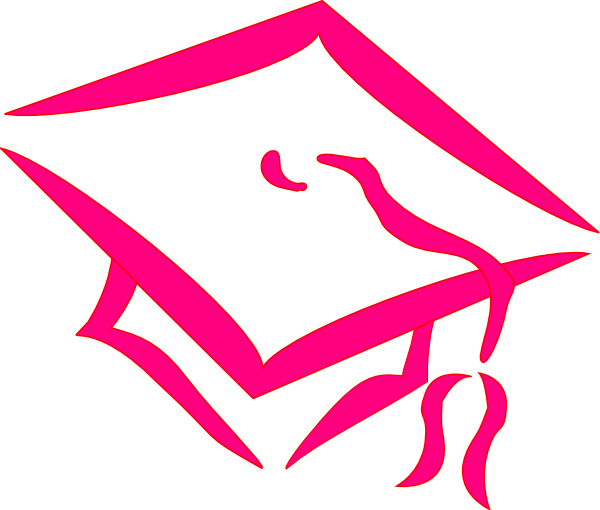 600x510 Graduation Cap