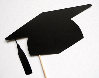 340x270 Graduation Hat Etsy