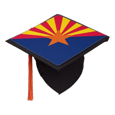 400x400 The University Of Arizona A Graduation Cap Topper
