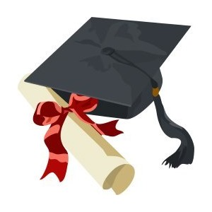 300x300 Clipart Graduation Cap