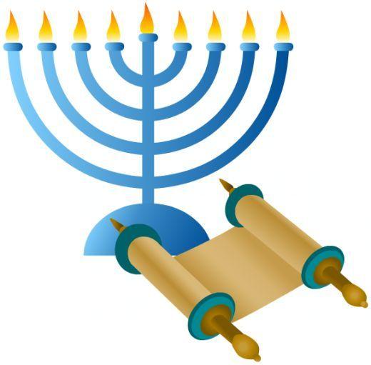 Images Of Hanukkah Clipart