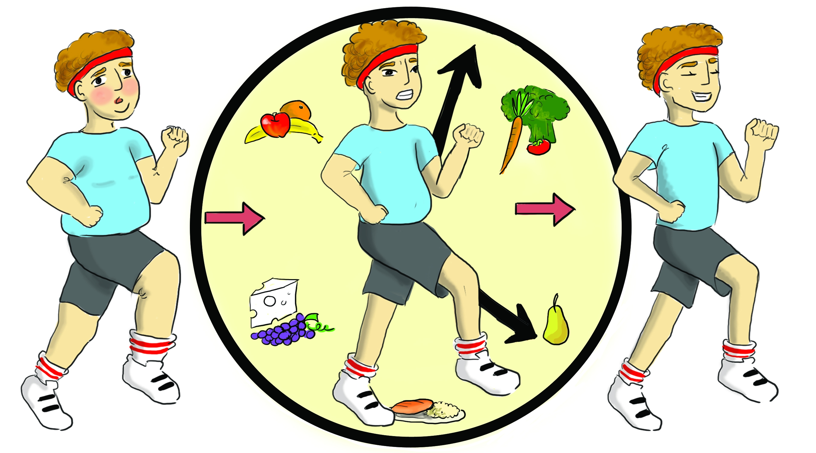 2700x1500 Clipart Healthy Lifestyle