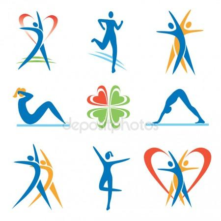 450x449 Health And Fitness Stock Vectors, Royalty Free Health And Fitness