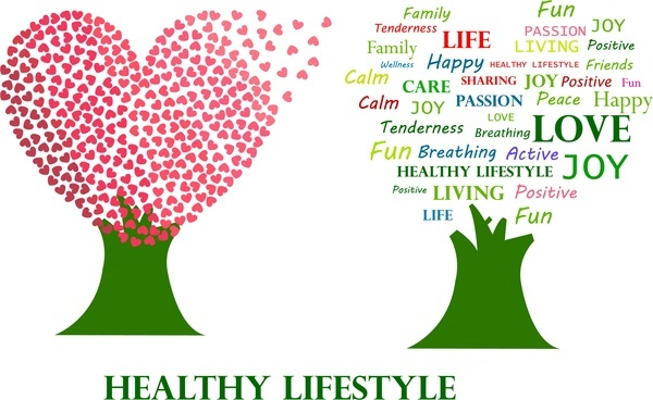 600x368 Healthy Lifestyle Free Vector Download (868 Free Vector)