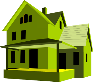300x264 Extremely Creative Clip Art Houses Clipart 2 Clipartandscrap